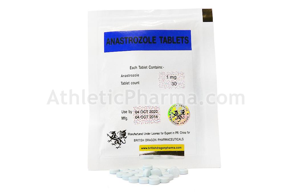 Anastrozole Tablets (30tab)