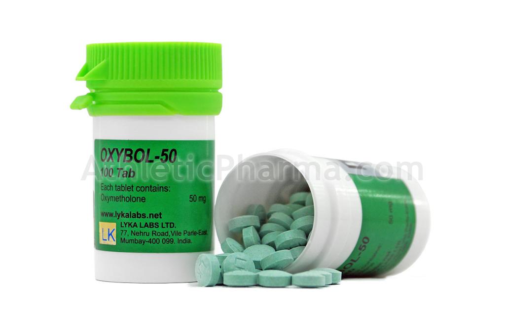 Oxybol-50 (100tab)