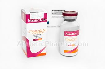 Stanazol 50 Suspension