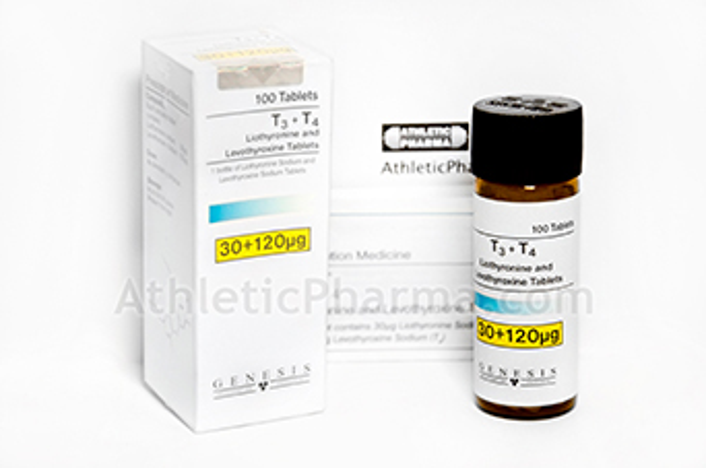 T3-T4 (liothyronine – levothyroxine)
